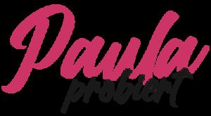 Paula probiert Logo